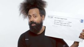 Reggie Watts Answers the Web's Most Searched Questions