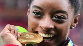 Simone Biles on Seeing Her Hard Work Pay Off