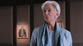 Christine Lagarde: Rock Star of the Global Economy