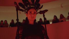 Banks Prepares for a Magical Guggenheim Gala, with Dior's Maria Grazia Chiuri as Her Fairy Godmother