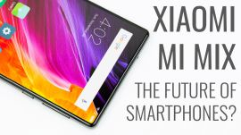 Xiaomi Mi Mix Review: The Future of Smartphones?