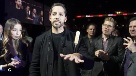 Why David Blaine could be golf's greatest trick-shot artist