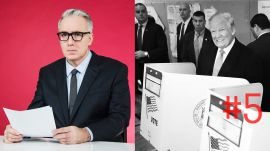 Keith Olbermann on Why Trump Is Not Fit to Be President