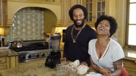 Ziggy Marley Cooks You Breakfast: Coco Love Juice