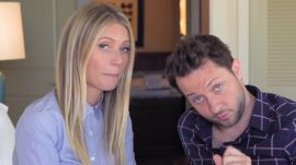 Gwyneth Paltrow Pranks Customers with Derek Blasberg