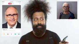 Reggie Watts Hijacks a Stranger's Tinder