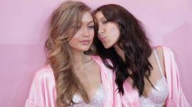 Kendall Jenner and Gigi Hadid Take Us Backstage at Victoria's Secret
