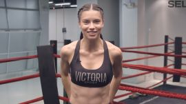4 Victoria's Secret Angels Share Their Favorite Butt Exercises