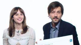 """The Cast of """"Rogue One"""" Answers the Web's Most Searched Questions"""