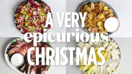 A Very Epicurious Christmas