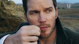 Behinds the Scenes of Chris Pratt's Vanity Fair Cover Shoot