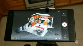 What can a 3D sensing smartphone do? | Ars Technica