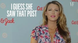 Blake Lively, Ryan Reynolds, and Perfect Fortune Cookie Wisdom