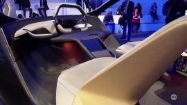 CES 2017: BMW's haptic interface concept car | Ars Technica