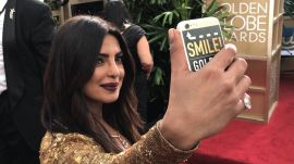 Emily Ratajkowski and Priyanka Chopra Go Inside the Golden Globes for the First Time Ever