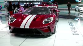 NAIAS 2017: the 2017 Ford GT | Ars Technica