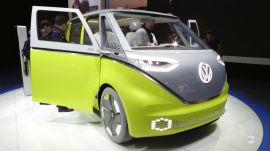 NAIAS 2017: Volkswagen I.D. Buzz concept car | Ars Technica