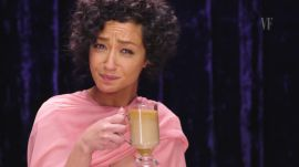 Ruth Negga Shows You How to Make an Irish Coffee