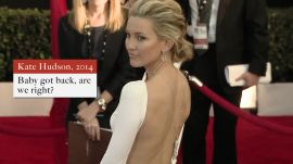 The Sexiest SAG Awards Looks of All Time