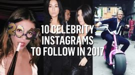 10 Instagrams to Follow in 2017