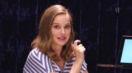 Natalie Portman Teaches You Hebrew Slang