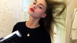 Grace Elizabeth's Easy Model-On-Duty Makeup | Beauty Secrets