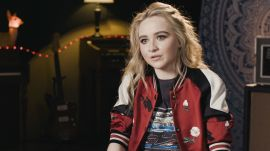Musician/Actress Sabrina Carpenter on Family, Fashion, and Artistic Freedom