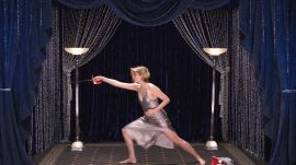 Greta Gerwig Shows Off Her Secret Fencing Talent