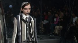 Thom Browne Hits the Ice