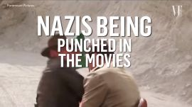Nazis Being Punched (In The Movies)