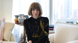 Anna Wintour on the Trends of New York Fashion Week