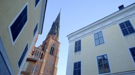 A Tour of Uppsala, Sweden, Home of the Kings