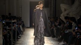 Vamped Up Elegance at Bottega Veneta