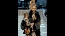 A Family Affair at Dolce & Gabbana