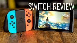 Nintendo Switch Review: Your New Favourite Handheld