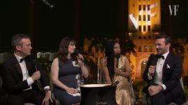 The Vanity Fair Oscar Party Show