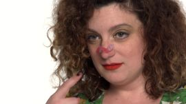Sara Benincasa Reviews Weird Beauty Products
