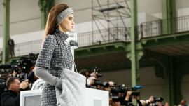 Chanel Stages an Interstellar Fantasy | Paris Fashion Week Fall 2017