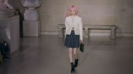 Louis Vuitton's Multi-Culti Statement at the Louvre | Paris Fashion Week Fall 2017