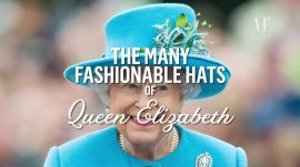The Hats of Queen Elizabeth