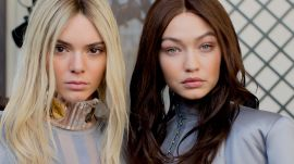 Balmain: Kendall Jenner and Gigi Hadid Take Us Backstage With the Balmain Army