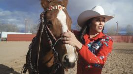 Miss Rodeo New Mexico 2016 Shows Vogue The Ropes | American Women