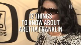 12 Things to Know About Aretha Franklin