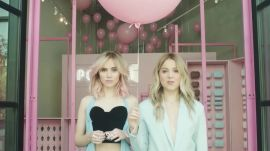 This is What Happens When You Decorate an Entire Space in Millennial Pink