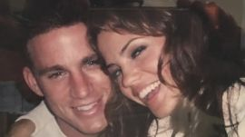 Channing Tatum and Jenna Dewan's Most Romantic Instagram Photos