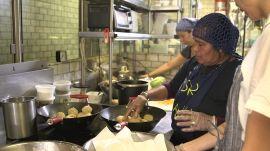 Inside the Restaurant That Hires Grandmas Instead of Chefs