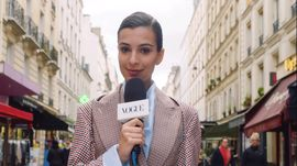 Emily Ratajkowski's Paris Fashion Week Adventure | Supermodel!
