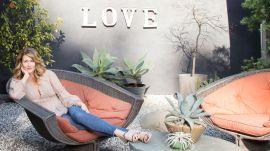Inside Laura Dern's Rustic Los Angeles Home