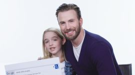 Chris Evans Answers the Web's Most Searched Questions
