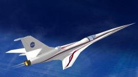 Check Out the New Far-Out Fliers of NASA's Famed X-Plane Program